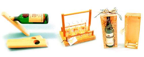 výrobky drevařské dílny